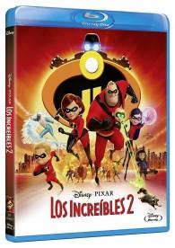 Los Increibles 2 (Blu-Ray)