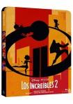 Los Increibles 2 (Blu-Ray) (Ed. Metálica)