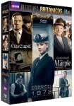 Detectives Británicos: Whitechapel V.O.S. - Temporada 1ª Completa + Principal Sospechoso 1973 + Miss Marple Temporada 6 Completa