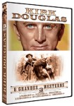 Kirk Douglas : 6 Grandes Westerns