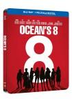 Ocean´s 8 (Blu-Ray) (Ed. Metálica)