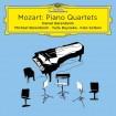 Mozart: Cuartetos De Piano (Daniel Barenboim) CD