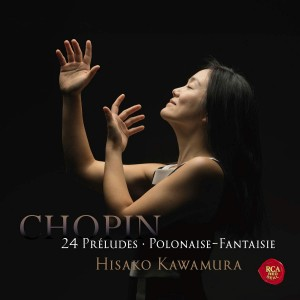Chopin: Preludes & Polonaise Fantaisie (Hisako Kawamura) CD