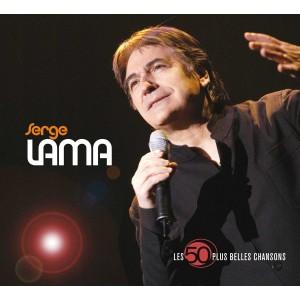 Les 50 Plus Belles Chansons (Serge Lama) CD(3)