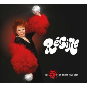 Les 50 Plus Belles Chansons (Regine) CD(3)