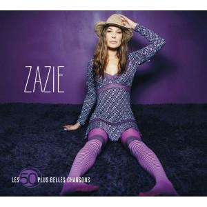 Les 50 Plus Belles Chansons (Zazie) CD(3)