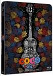 Coco (Blu-Ray + Extras) (Ed. Metálica)