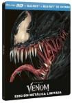 Venom (Blu-Ray 3d + Blu-Ray + Extras) (Ed. Metálica)