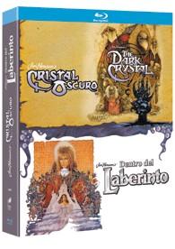 Cristal Oscuro + Dentro Del Laberinto (Blu-Ray)