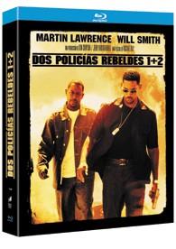 Dos Policías Rebeldes 1 + Dos Policías Rebeldes 2 (Blu-Ray)
