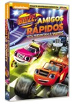 Blaze Y Los Monster Machines : Amigos Rápidos