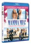 Pack Mamma Mia + Mamma Mia! Una Y Otra Vez (Blu-Ray)