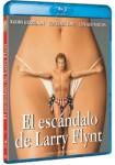El Escándalo De Larry Flynt (Blu-Ray)