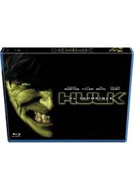 El Increíble Hulk (2008) (Blu-Ray) (Ed. Horizontal)