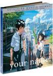 Your Name (Blu-Ray + Extras + Libreto) (Ed. Libro)