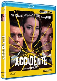 Accidente (Divisa) (Blu-Ray)