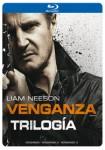 Venganza - Trilogía (Blu-Ray) (Ed. Black Metal)
