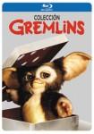 Gremlins + Gremlins 2 (Blu-Ray) (Ed. Black Metal)
