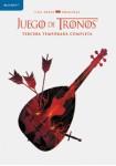 Juego De Tronos - 3ª Temporada (Blu-Ray) (Ed. R. Ball)