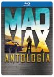 Pack Mad Max 1 a 4 (Blu-Ray) (Ed. Black Metal)