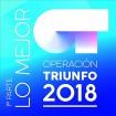 Lo Mejor (1ª parte) (Operación Triunfo 2018) CD