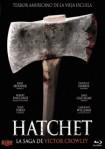 Hatchet, La Saga De Victor Crowley (Blu-Ray + Dvd)