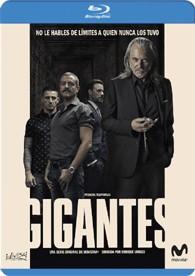 Gigantes - 1ª Temporada (Blu-Ray)