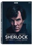 Pack Sherlock 1 a 4 + La Novia Abominable (Blu-Ray)