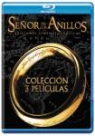 El Señor De Los Anillos - La Trilogía (Ed. Cinematográficas) (Blu-Ray)
