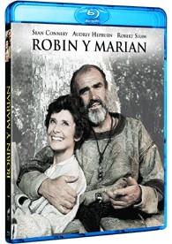Robin Y Marian (Blu-Ray)