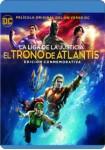 La Liga De La Justicia : El Trono De Atlantis (Blu-Ray) (Ed. 2018)