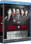La Casa De Papel - Serie Completa (Blu-Ray)