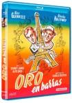 Oro En Barras (Divisa) (Blu-Ray)