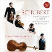 Schubert: String Quartet D 887 (Stradivari Quartett) CD