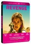 Revenge (2017) (Ed. Metálica) (Blu-Ray)