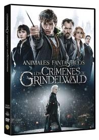 Animales Fantásticos : Los Crímenes De Grindelwald