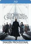 Animales Fantásticos : Los Crímenes De Grindelwald (Blu-Ray)