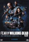 Pack Fear The Walking Dead (1ª a 4ª Temporada)