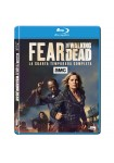 Fear The Walking Dead - 4ª Temporada (Blu-Ray)
