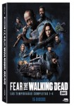 Pack Fear The Walking Dead (1ª a 4ª Temporada) (Blu-Ray)