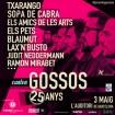 25 Anys (Gossos) (CD)