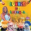 Pack Lunnis de Leyenda (4 CD + 4 DVD)