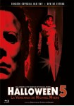 Halloween 5 (Blu-Ray + Dvd Extras)