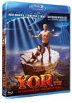 Yor, El Cazador Que Vino Del Futuro (Blu-Ray)