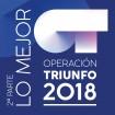 Lo Mejor (2ª parte). Operación Triunfo 2018 (2 CD)