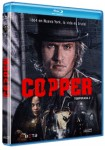 Copper - 2ª Temporada (Blu-Ray)