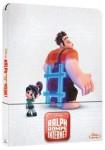 Ralph Rompe Internet (Blu-Ray) (Ed. Metálica)