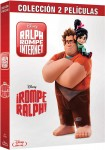 Ralph Rompe Internet + Rompe Ralph (Blu-Ray)