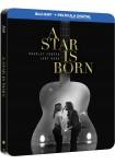 Ha Nacido una Estrella (2018) (Blu-Ray + Película Digital) (Ed. Metálica)