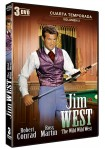 Jim West : 4ª Temporada - Vol. 2